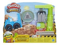 Play-Doh Wheels Kraan en Heftruck-Vooraanzicht