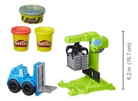 Play-Doh Wheels Kraan en Heftruck-Artikeldetail