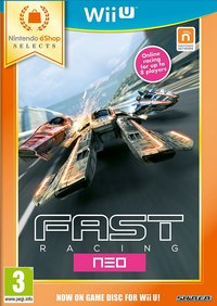 Nintendo Wii U Racing Neo eShop Selects NL