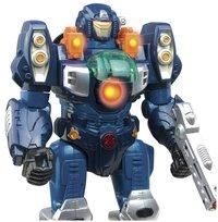 Robot M.A.R.S. Turbotron bleu-Détail de l'article