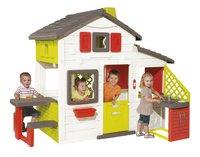 Smoby maisonnette Friends House avec cuisine