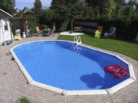 Interline ensemble piscine Diana L 6,10 x Lg 3,60 m
