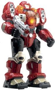 Robot M.A.R.S. Turbotron rouge
