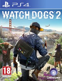 PS4 Watch Dogs 2 FR/ANG