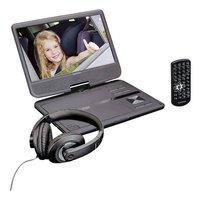 Lenco lecteur DVD portable DVP-1010 10/ noir-Côté gauche