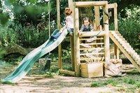 Plum houten speelhuisje Discovery Woodland-Afbeelding 3