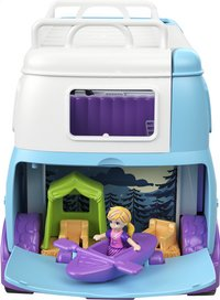 Polly Pocket Glamping Van-Arrière