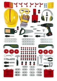 Bosch établi avec 150 accessoires-Détail de l'article
