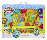 Play-Doh Kitchen Creations Ultimate Chef set-Vooraanzicht