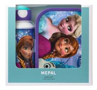 Mepal brooddoos en drinkfles Campus Disney Frozen Sisters Forever-Vooraanzicht