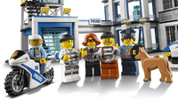 LEGO City 60141 Politiebureau-Afbeelding 2