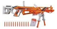 Nerf pistolet Elite N-Strike Accustrike Raptorstrike-commercieel beeld