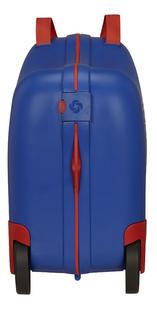 Samsonite valise rigide Dream Rider Disney Mickey et Minnie bleu 50 cm-Arrière