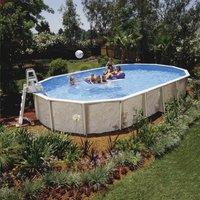 Interline ensemble piscine Diana L 6,10 x Lg 3,60 m-Image 2