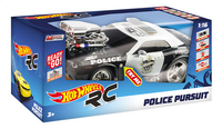 Hot Wheels auto RC Police Pursuit-Linkerzijde