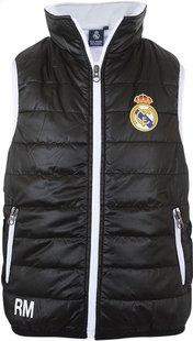 noir Doudoune sans manche Madrid 8 Real ans CerdBoxW
