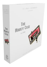 T.I.M.E Stories extension : The Marcy Case