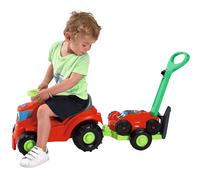 Écoiffier Tractor met grasmaaier en aanhangwagen-Afbeelding 2