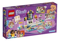 LEGO Friends 41372 Stephanie's turnshow-Achteraanzicht