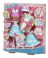 Lalaloopsy Girls pop Cake Fashion Fancy Frost N' Glaze-Rechterzijde