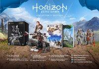 PS4 Horizon Zero Dawn Collector's Edition FR/ANG