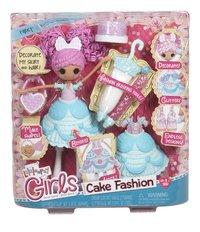 Lalaloopsy Girls pop Cake Fashion Fancy Frost N' Glaze