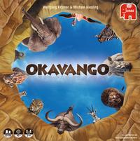 Okavango-Vooraanzicht