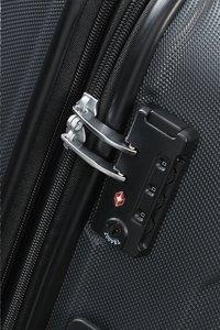 American Tourister harde reistrolley Tracklite Spinner Dark Slate 78 cm-Artikeldetail