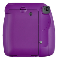Fujifilm appareil photo instax mini 9 Clear Purple-Arrière