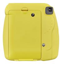 Fujifilm appareil photo instax mini 9 Clear Yellow-Arrière