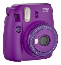 Fujifilm appareil photo instax mini 9 Clear Purple-Détail de l'article