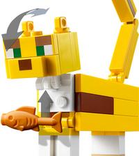 LEGO Minecraft 21156 Bigfigurine Creeper et ocelot-Détail de l'article