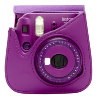 Fujifilm fototas instax mini 9 paars-Artikeldetail