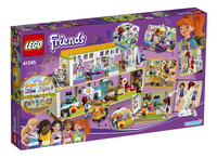 LEGO Friends 41345 Heartlake City huisdierencentrum-Achteraanzicht