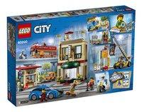 LEGO City 60200 Hoofdstad-Linkerzijde