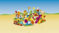 LEGO DUPLO 10840 Grote Kermis-Afbeelding 1