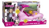 Voiture RC Minnie Mouse Minnie's Pink Bow RC-Côté gauche