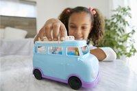 Polly Pocket speelset Glamping Van-Afbeelding 1