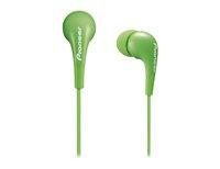 Pioneer écouteurs in-ear 100mW SE-CL502-L vert