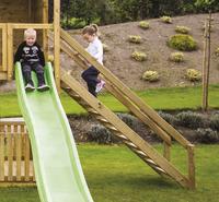BnB Wood escalier avec rampes pour Nieuwpoort/Goal/Fireman-Image 2