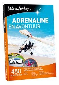 Wonderbox Adrenaline en Avontuur-Linkerzijde