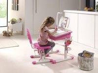 Bureau Kids comfortline 301 avec lampe rose-Image 2