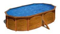 Gre piscine Pacific 5 x 3 m
