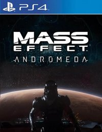 PS4 Mass Effect: Andromeda ENG/FR