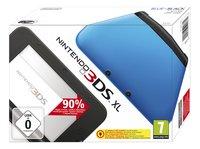 Nintendo 3DS XL console blauw