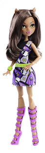 Monster High poupée mannequin  Basic Clawdeen