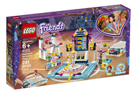 LEGO Friends 41372 Stephanie's turnshow-Linkerzijde