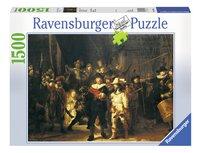 Ravensburger puzzel De Nachtwacht-Vooraanzicht