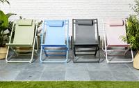 Strandstoel groen-Afbeelding 2
