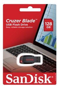 SanDisk USB-stick Cruzer Blade 128 GB-Vooraanzicht
